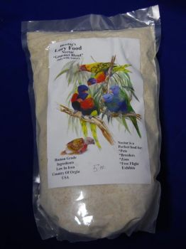 2lb Lory Nectar-Blessing's Gourmet Blend