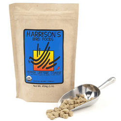 25lb Coarse Pepper Adult Lifetime-Harrison's