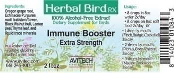 2oz Immune Booster Extract