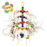 Just Nutty-Molly's Bird Toys