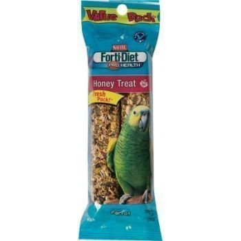 Parrot Honey Treat Sticks-Kaytee Forti Diet