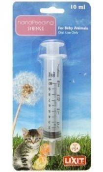 10ml Hand Feeding Syringe-Lixit