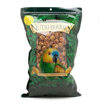 10oz Parrot Tropical Fruit Nutri-Berries-Lafeber's