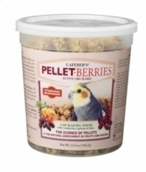 12.5oz Tiel Pellet-Berries-Lafeber's