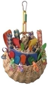 Foraging Basket-Super Bird