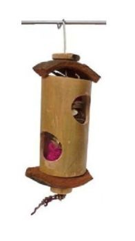 Lg Surprise Lantern-AE Java Wood