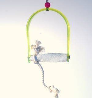 Twist-N-Arch Swing-Polly's Pet Products