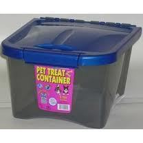 5lb Plastic Food Container-Van Ness