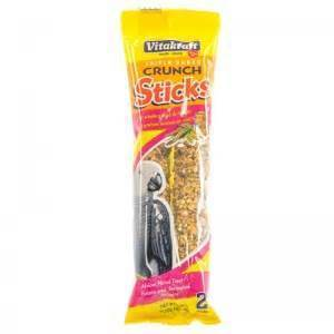 African Parrot Triple Baked Crunch Sticks