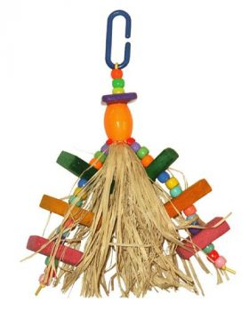 Wood Works - Molly's Bird Toys