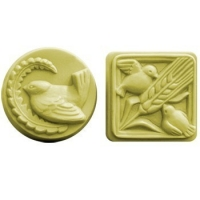 Guest Little Birds Soap Mold