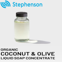 Stephenson Organic Coconut and Olive Liquid Soap C