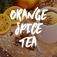 Orange Spice Tea Fragrance Oil *