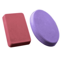 Rectangle Oval (Guest) Soap Mold