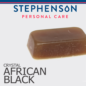 Stephenson Crystal African Black
