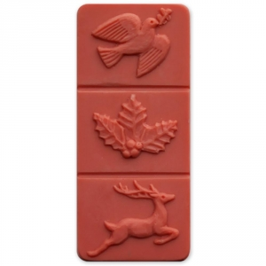 Breakaway Holiday Soap Mold