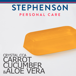 Stephenson Crystal Carrot Cucumber and Aloe Vera