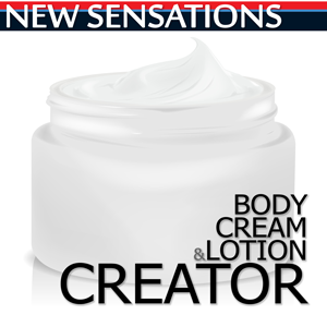 Body Cream & Lotion Creator