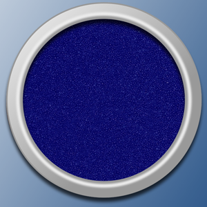 Electric Blue Jojoba Spheres