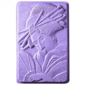 Geisha Soap Mold