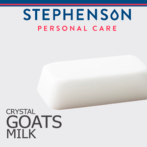 Stephenson Crystal Goat's Milk