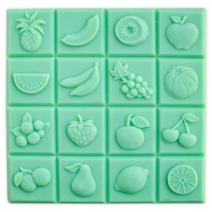 Guest Tray Fruit Soap Mold