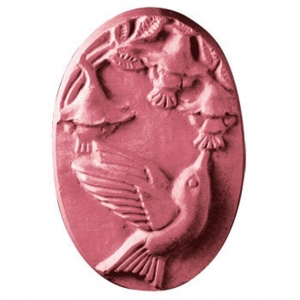 Hummingbird Soap Mold