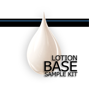 Lotion Base Sample Kit