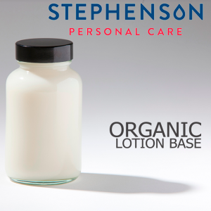Organic Lotion Base by Stephenson