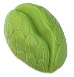 Sculpted Leaves Soap Mold