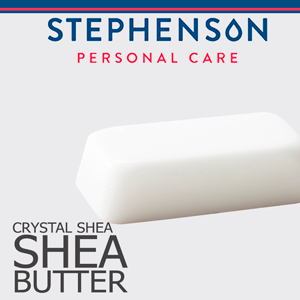 Stephenson Crystal Shea Butter