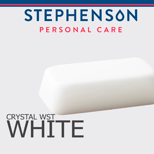 Stephenson Crystal White