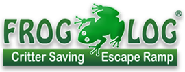 The Frog Log Logo